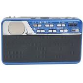 Радиоприемник First FA-1925-1 Blue