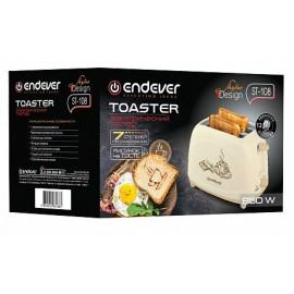 Тостер Endever ST-108