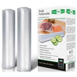 Рулоны  для вакуумного упаковщика Ellrona 20смх600см