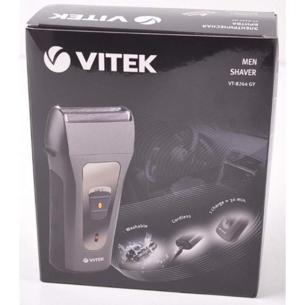 Электробритва Vitek VT-8264 GY