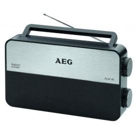 Радиоприемник AEG TR 4152 schwarz