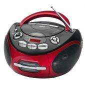 Аудио магнитола AEG SR 4353 красный