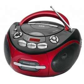 Аудио магнитола AEG SR 4353 белый