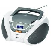 Аудио магнитола AEG SR 4358 белый