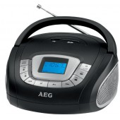Аудио магнитола AEG SR 4373 schwarz