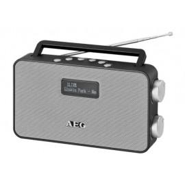 Радиоприемник AEG DAB 4153 schwarz DAB+