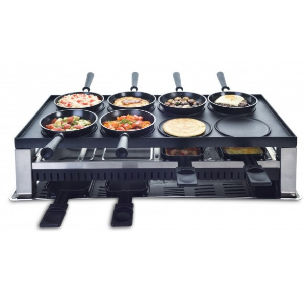Раклетница Solis Table Grill 5 in1