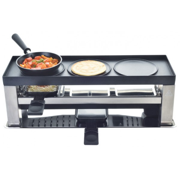 Раклетница Solis Table Grill 4 in1