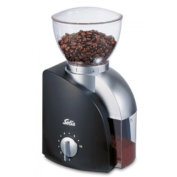 Кофемолка Solis Scala Coffee Grinder black