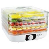 Сушилка для овощей и фруктов Zimber ZM-11023