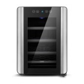 Холодильник винный CASO WineCase Red 12
