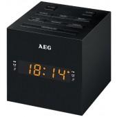 Радиочасы AEG MRC 4150 schwarz