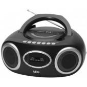 Аудио магнитола AEG SR 4370 schwarz