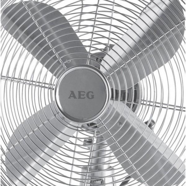 Вентилятор AEG VL 5525 М inox 25cm