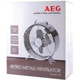Вентилятор AEG VL 5617 M rot