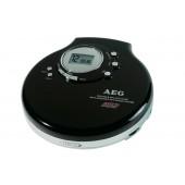 CD плеер  AEG CDP 4212 schwarz