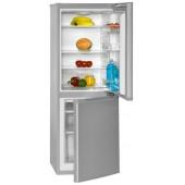 Холодильник Bomann KG 180 silver