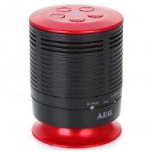 Bluetooth-аудиосистема AEG BSS 4809 красный