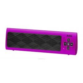 Bluetooth-аудиосистема AEG BSS 4818 розовый