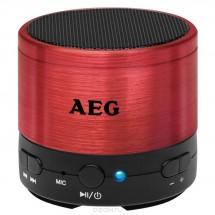 Bluetooth-аудиосистема AEG BSS 4826 красный