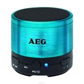 Bluetooth-аудиосистема AEG BSS 4826 синий