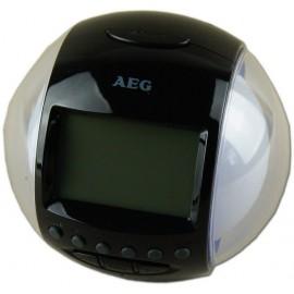 Радиочасы AEG MRC 4117 черный