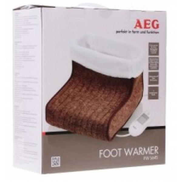 Электроваленки AEG FW 5645 коричневый