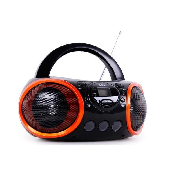 Аудио магнитола AEG SR 4352