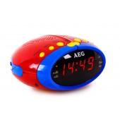 Радиочасы AEG MRC 4143 bunt