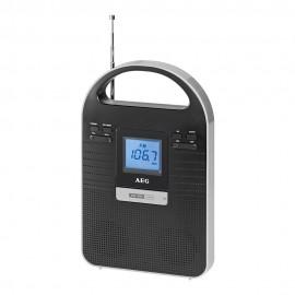 Радиоприемник AEG MMR 4128 schwarz-silber