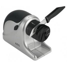 Ножеточка AEG MSS 5572 silver-schwarz