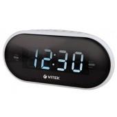Радиочасы VITEK VT-6602 W