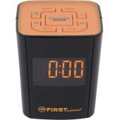 Радиочасы First FA-2406-2 Orange