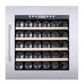 Холодильник винный Temptech OBI60SS