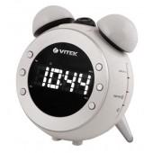 Радиочасы VITEK VT-3525 W