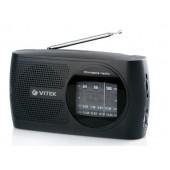 Радиоприемник Vitek VT-3587 BK