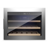 Холодильник винный CASO WineSafe 18 EB Inox
