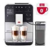 Кофемашина Melitta Caffeo F 850-101 Barista TS Smart серебро