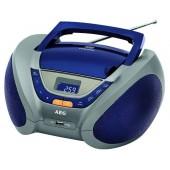 Аудио магнитола AEG SR 4358 синий