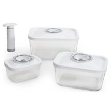 Контейнер для вакуумного упаковщика STATUS VAC Glass Set