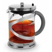 Заварочный чайник Rondell RDS-1061 Crystal Grey
