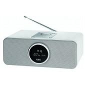 Аудио магнитола AEG SR 4372 weiss