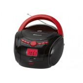 Аудио магнитола AEG SR 4348 BT красный