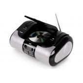 Аудио магнитола AEG SR 4357 BT schwarz