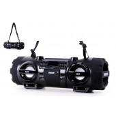 Аудио магнитола AEG SR 4360 BT чёрный