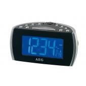 Радиочасы AEG MRC 4119 P schwarz